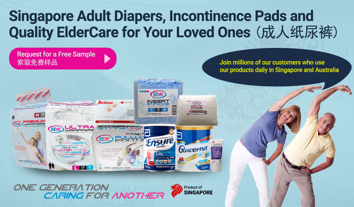 Singapore Adult Diapers